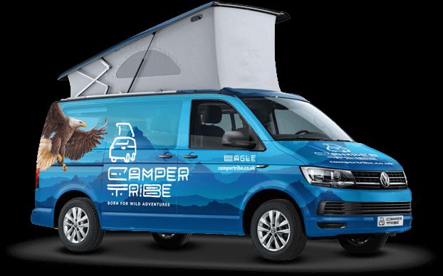Eagle VW Camper Van