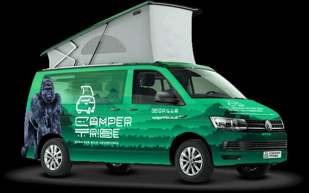 Gorilla VW Camper Van