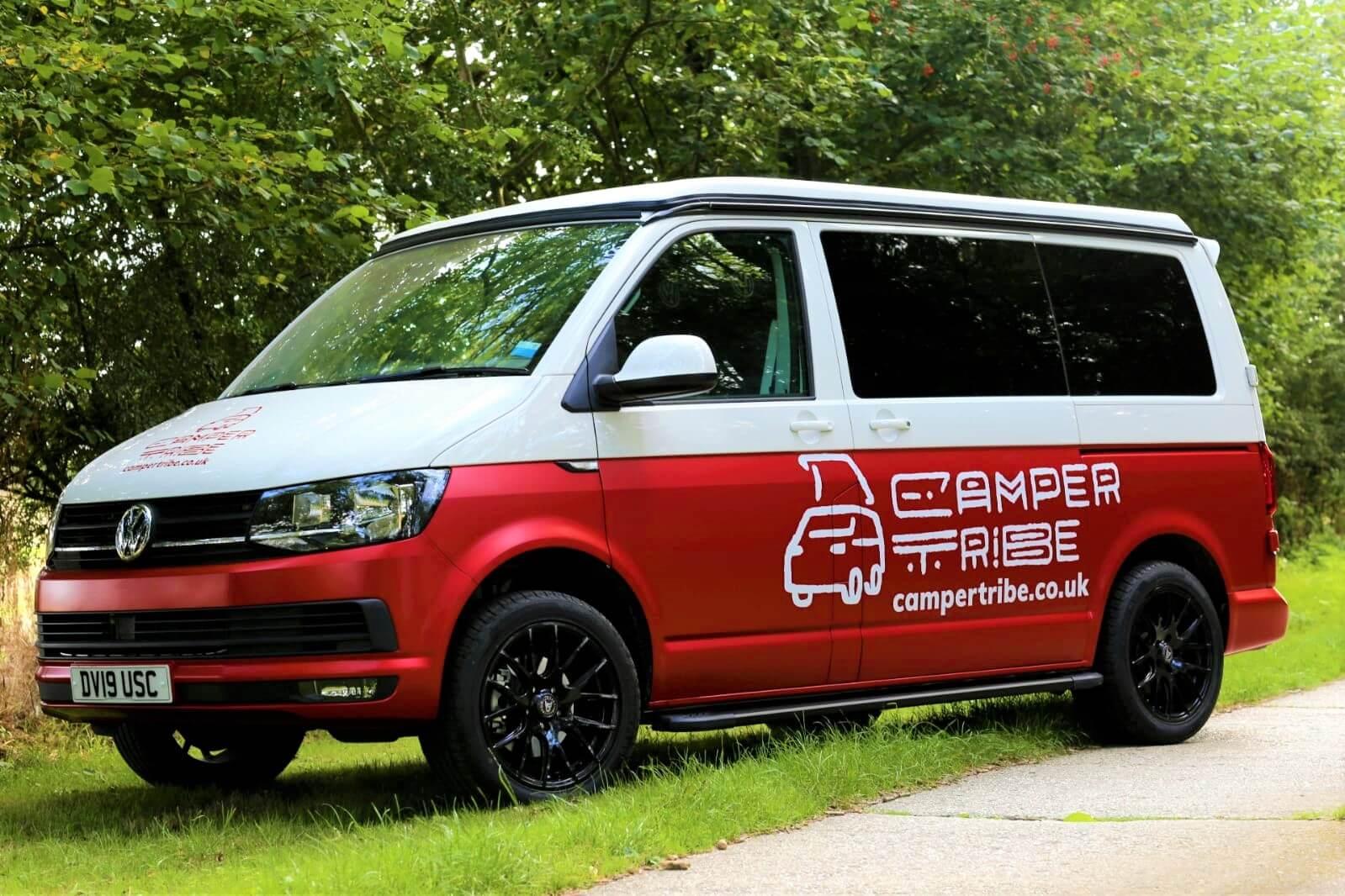 Bear VW Camper Van
